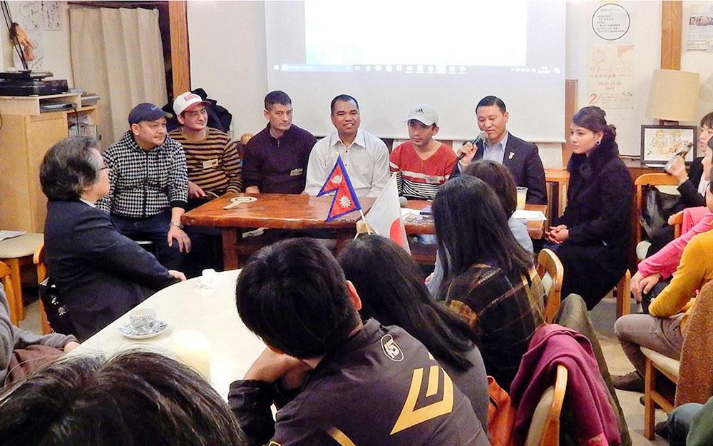 「西荻窪に活きているネパール」報告