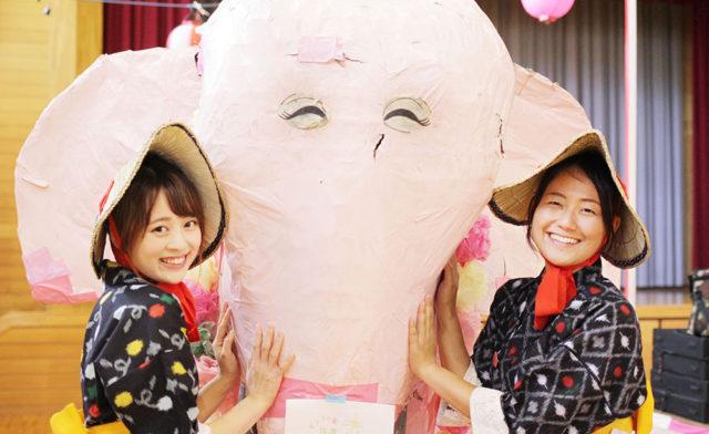 【続・西荻案内所の紹介11/14】ピンクの象、佐渡へ行くの日
