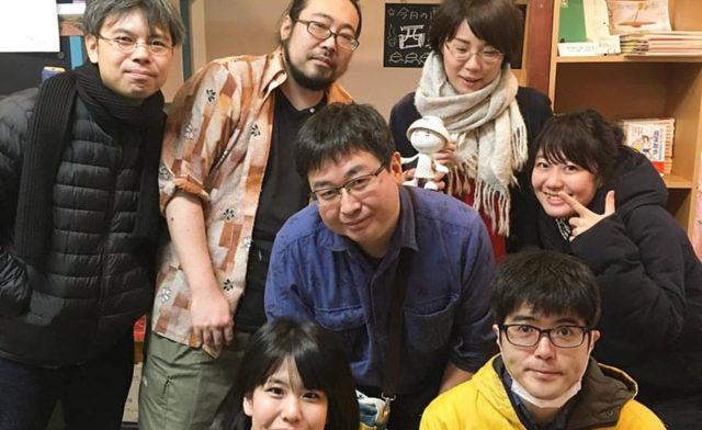 【続・西荻案内所日誌11/12】西荻丼とこわい話+オンドズ大団円