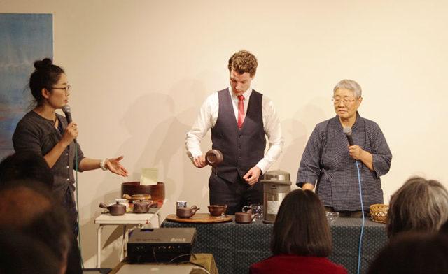 【続西荻案内所日誌11/5】日本茶の魅力