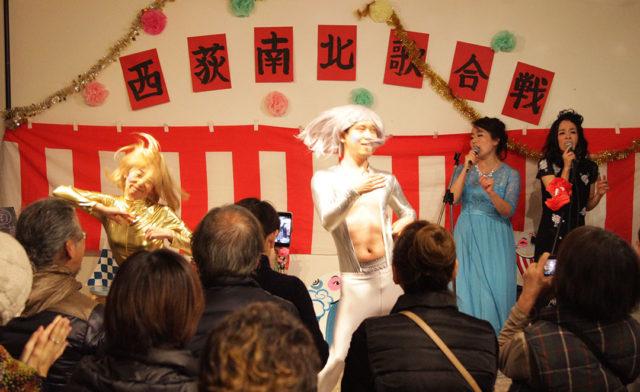 【続・西荻案内所日誌11/23】青空亭の日/西荻南北歌合戦