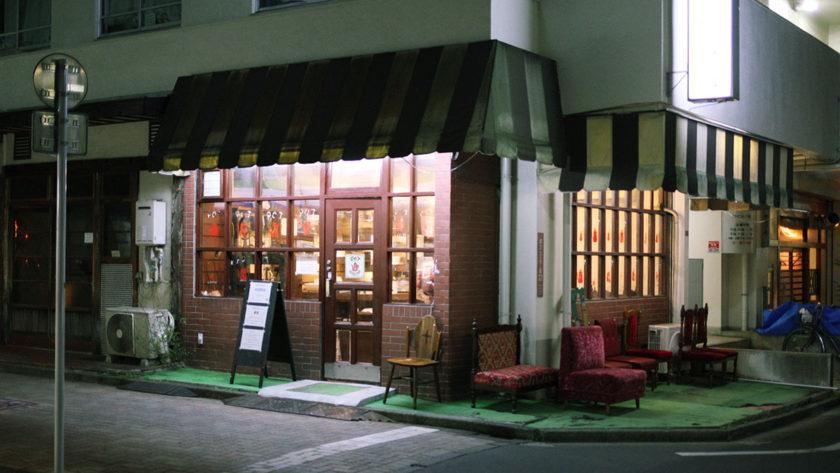 レトロ喫茶店家具の村田商會