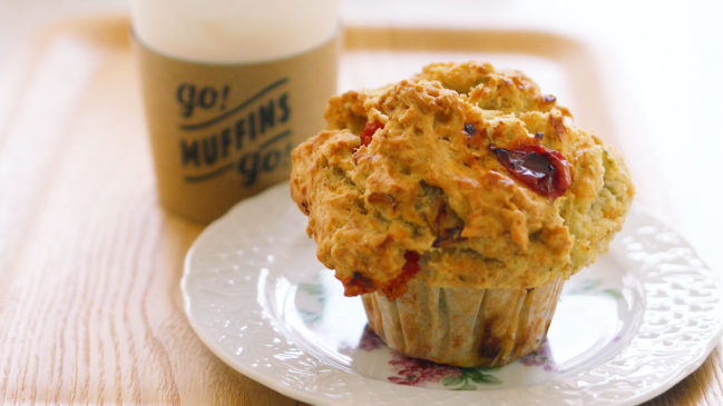 GO! MUFFINS GO!