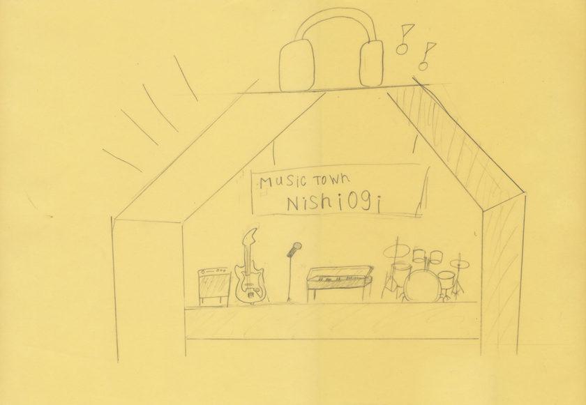Music Town Nishiogi