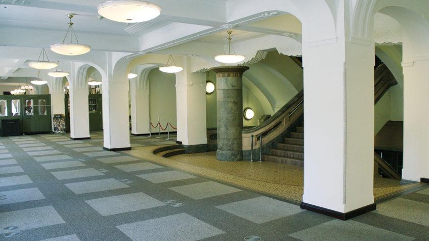 横浜商工奨励館