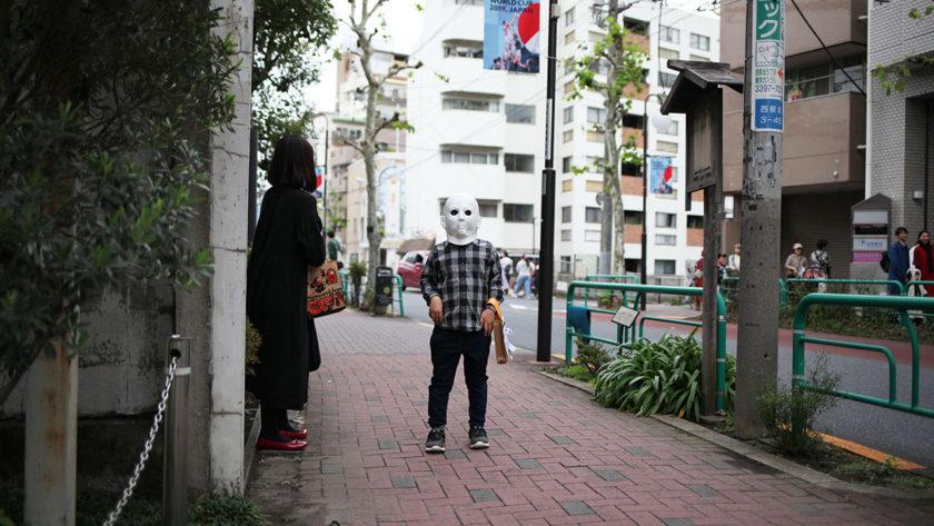 ハロウィン in 商友会