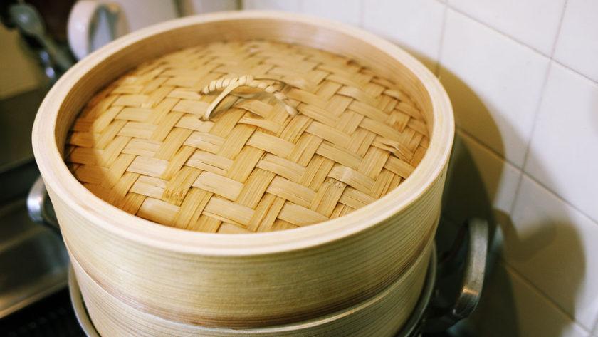 中華料理  蒸し器  せいろ