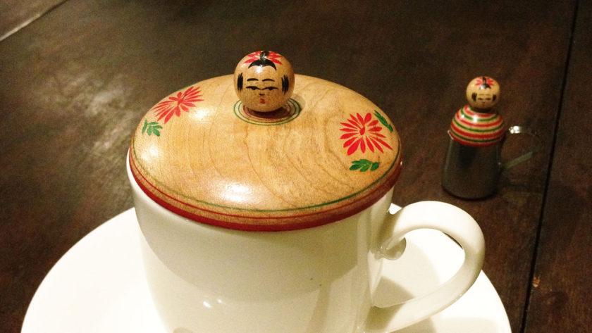Cafeオーケストラ のコーヒー